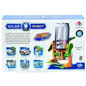 Alltoys Robot solární 6 v 1