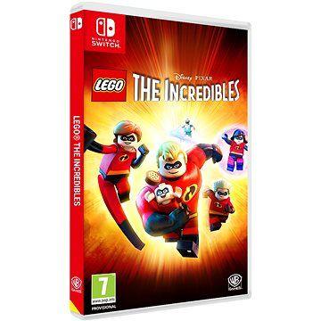 WARNER BROS LEGO The Incredibles - Nintendo Switch