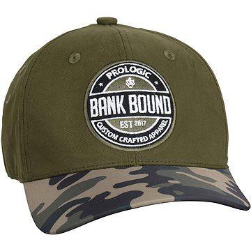 Prologic Bank Bound Camo Cap Green/Camo