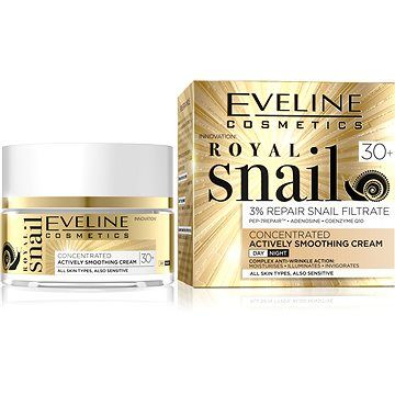 EVELINE Cosmetics Royal Snail Day And Night Cream 30+ 50 ml