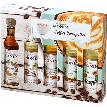 MONIN COFFEE BOX MINI 5 x 0,05 l