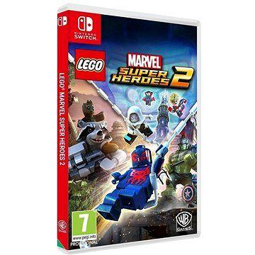 WARNER BROS LEGO Marvel Super Heroes 2 - Nintendo Switch