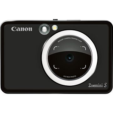 Canon Zoemini S matně černá cena od 2990 Kč