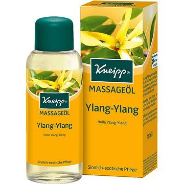 KNEIPP Masážní olej Ylang - Ylang 100 ml