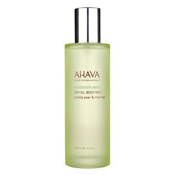 AHAVA Dry Oil Body Mist Flavor Prickly Pearl & Moringa 100 ml