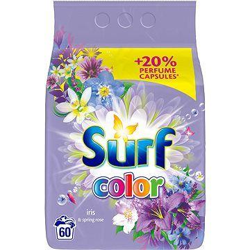 SURF Color Iris & Spring Rose 4,2 kg (60 praní)