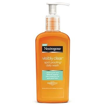 NEUTROGENA Visibly Clear Spot Proofing Daily Wash 200 ml