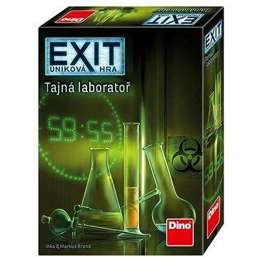 DINO Úniková Hra: Tajná Laboratoř