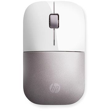 HP Wireless Mouse Z3700 White Pink