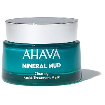 AHAVA Mineral Masks Mineral Mud Clearing Facial Treatment Mask 50 ml