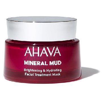 AHAVA Mineral Masks Mineral Mud Brightening & Hydrating Facial Treatment Mask 50 ml