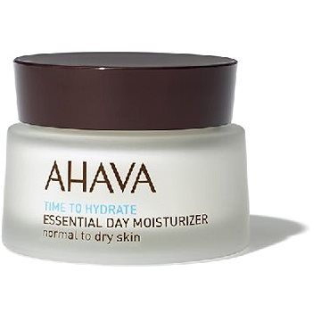 AHAVA Time to Hydrate Essential Day Moisturizer for Normal to Dry Skin 50 ml