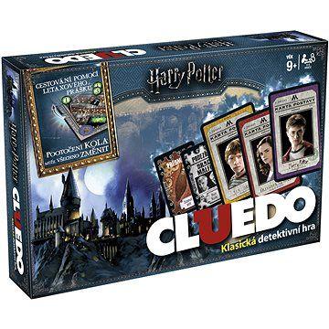 Hasbro Cluedo Harry Potter CZ