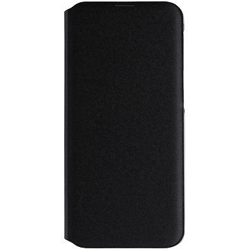 Samsung Galaxy A20e Flip Wallet Cover černé