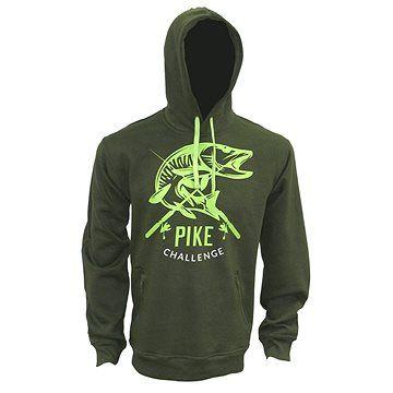 Zfish Hoodie Pike Challenge Velikost XXL