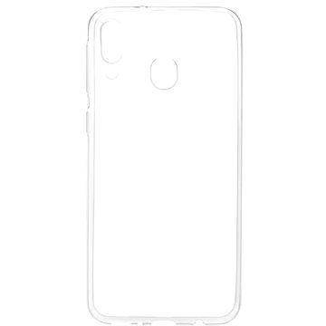 Epico Ronny Gloss Case pro Samsung Galaxy M20 - bílý transparentní
