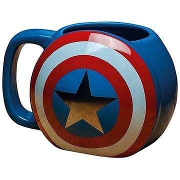 Good Loot Captain America Shield Mug