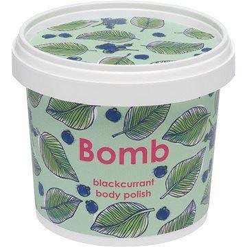 BOMB COSMETICS Tělový peeling Černý rybíz 375 g