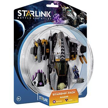Ubisoft Starlink Nadir starship pack