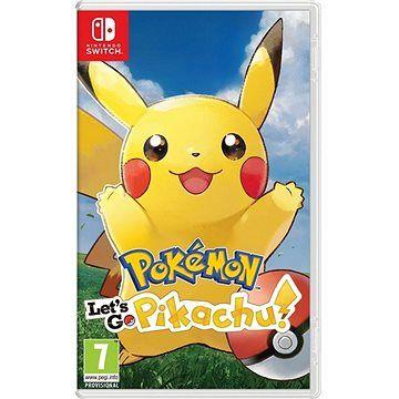 Pokémon company Pokémon Lets Go Pikachu! - Nintendo Switch