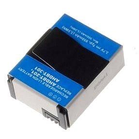 AVACOM za GoPro AHDBT-201, AHDBT-301 Li-ion 3.7V 950mAh 3.5Wh verze 2014