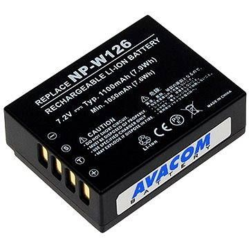 AVACOM za Fujifilm NP-W126 Li-ion 7.2V 1100mAh 7.9Wh