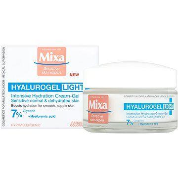 MIXA Sensitive Skin Expert Hyalurogel Intensive Hydration 50 ml