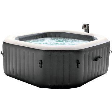 MARIMEX Bazén vířivý nafukovací Pure Spa - Bubble HWS čtverec