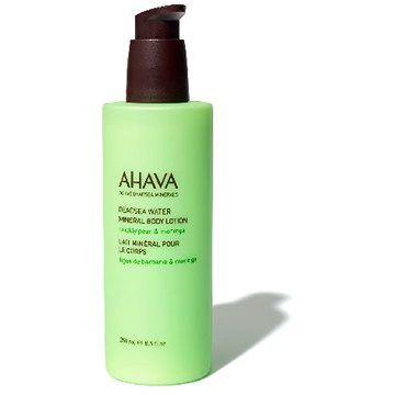 AHAVA Mineral Body Lotion Flavors Prickly Pear & Moringa 250 ml