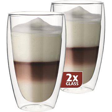 Maxxo Termo skleničky DG832 latté 2ks