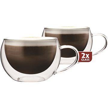 Maxxo Termo skleničky DH913 cappucino 2ks 300ml cena od 245 Kč