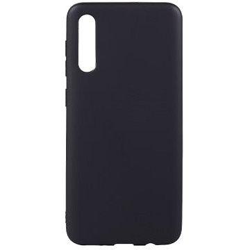 Epico Silk Matt Case pro Samsung Galaxy A50 - černý