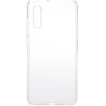 Epico Ronny Gloss Case pro Huawei P30 - bílý transparentní