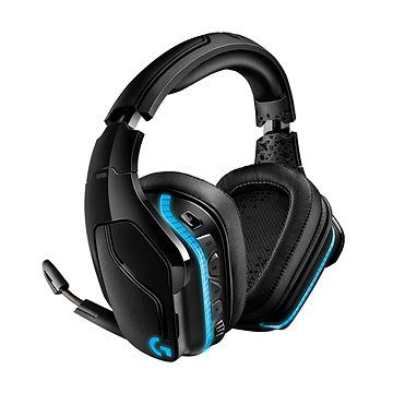 Logitech G935 Wireless 7.1 Surround Lightsync Gaming Headset cena od 4299 Kč