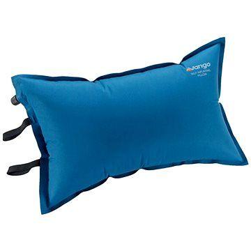 Vango Self Infl Pillow Sky Blue Std