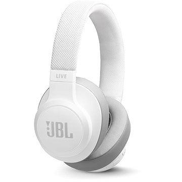 JBL Live500BT bílá