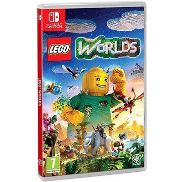 WARNER BROS LEGO Worlds - Nintendo Switch
