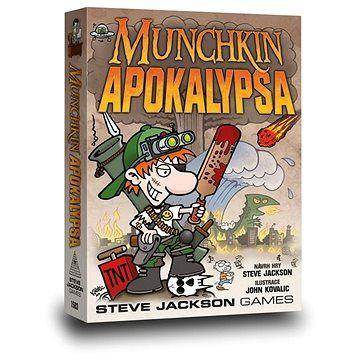 BLACKFIRE Munchkin Apokalypsa cena od 357 Kč