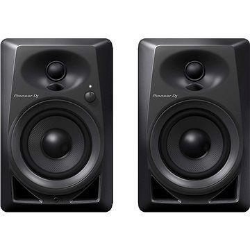 PIONEER DJ Pioneer DM-40 černá