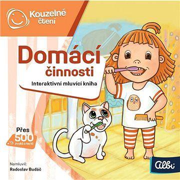 Albi Kouzelné čtení - Domácí činnosti - minikniha