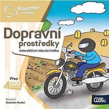 Albi Kouzelné čtení - Dopr.prostředky - minikniha