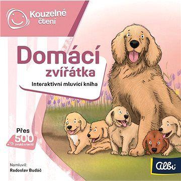 Albi Kouzelné čtení - Domácí zvířata - minikniha
