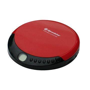 Roadstar PCD-435CD červený cena od 529 Kč