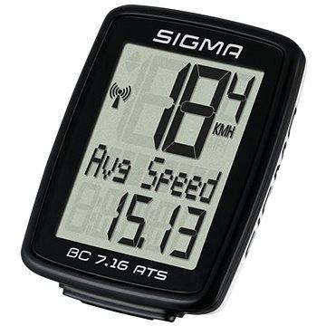 Sigma BC 7.16 ATS cena od 559 Kč