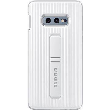 Samsung Galaxy S10e Protective Standing Cover bílý