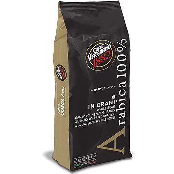 Vergnano Espresso, zrnková, 250g cena od 149 Kč