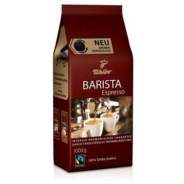 Tchibo Barista Espresso, zrnková, 1000g