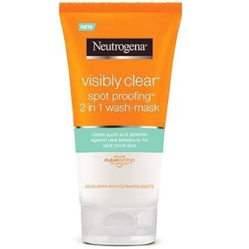 NEUTROGENA Visibly Clear Spot Proofing 2in1 Wash Mask 150 ml