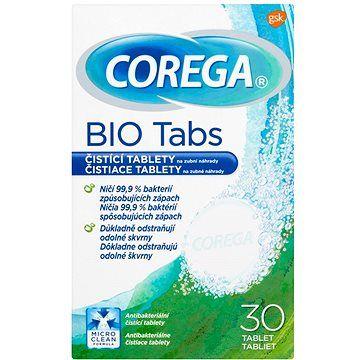 COREGA antibakteriální 30 ks