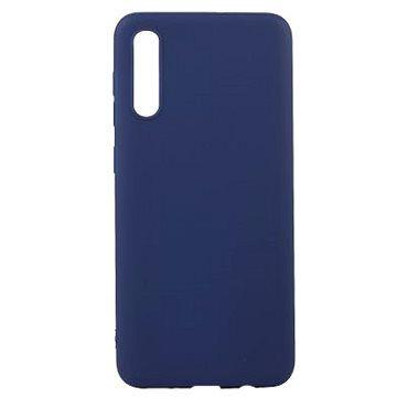 Epico Silk Matt Case pro Samsung Galaxy A50 - tmavě modrý